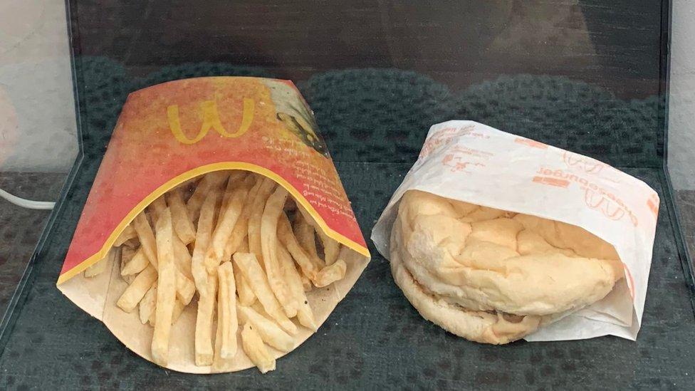 mekdonalds obrok iz 2009. godine danas