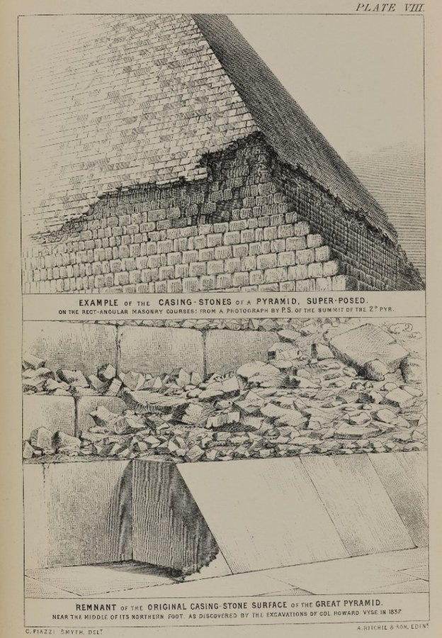 An illustration by Charles Piazzi Smyth