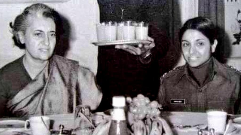 इंदिरा गांधी के किरण बेदी को नाश्ते पर बुलाने की वजह क्या थी? फ़ैक्ट चेक