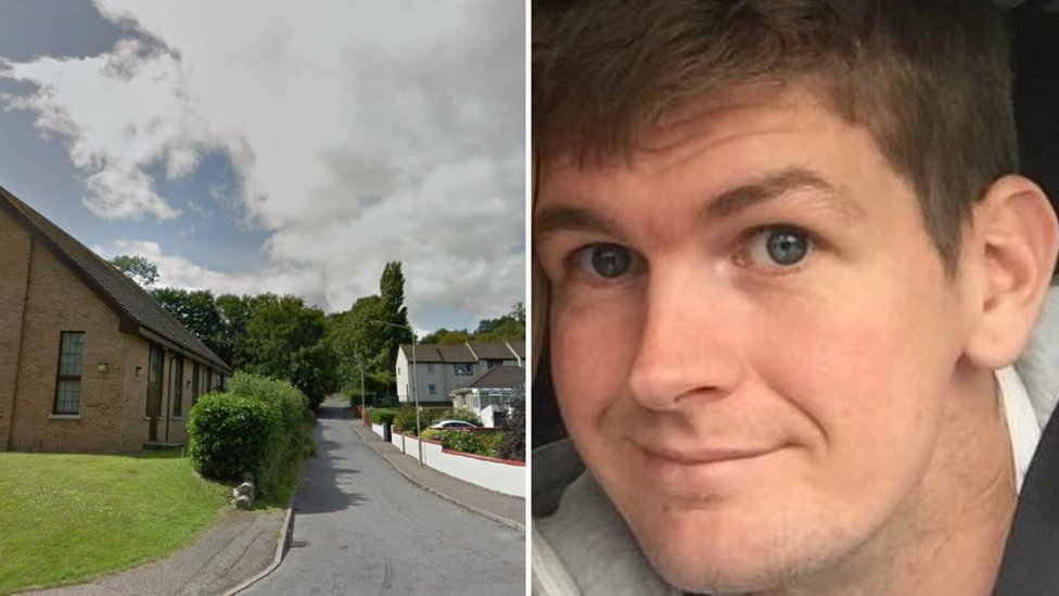 Specialists join search for missing Inverness man Richard Finnis