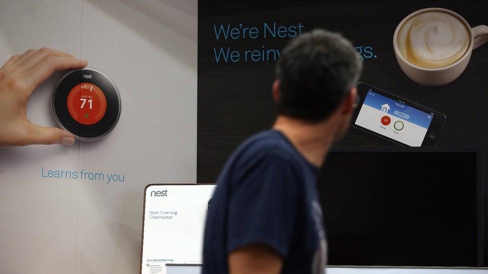 Nest advert
