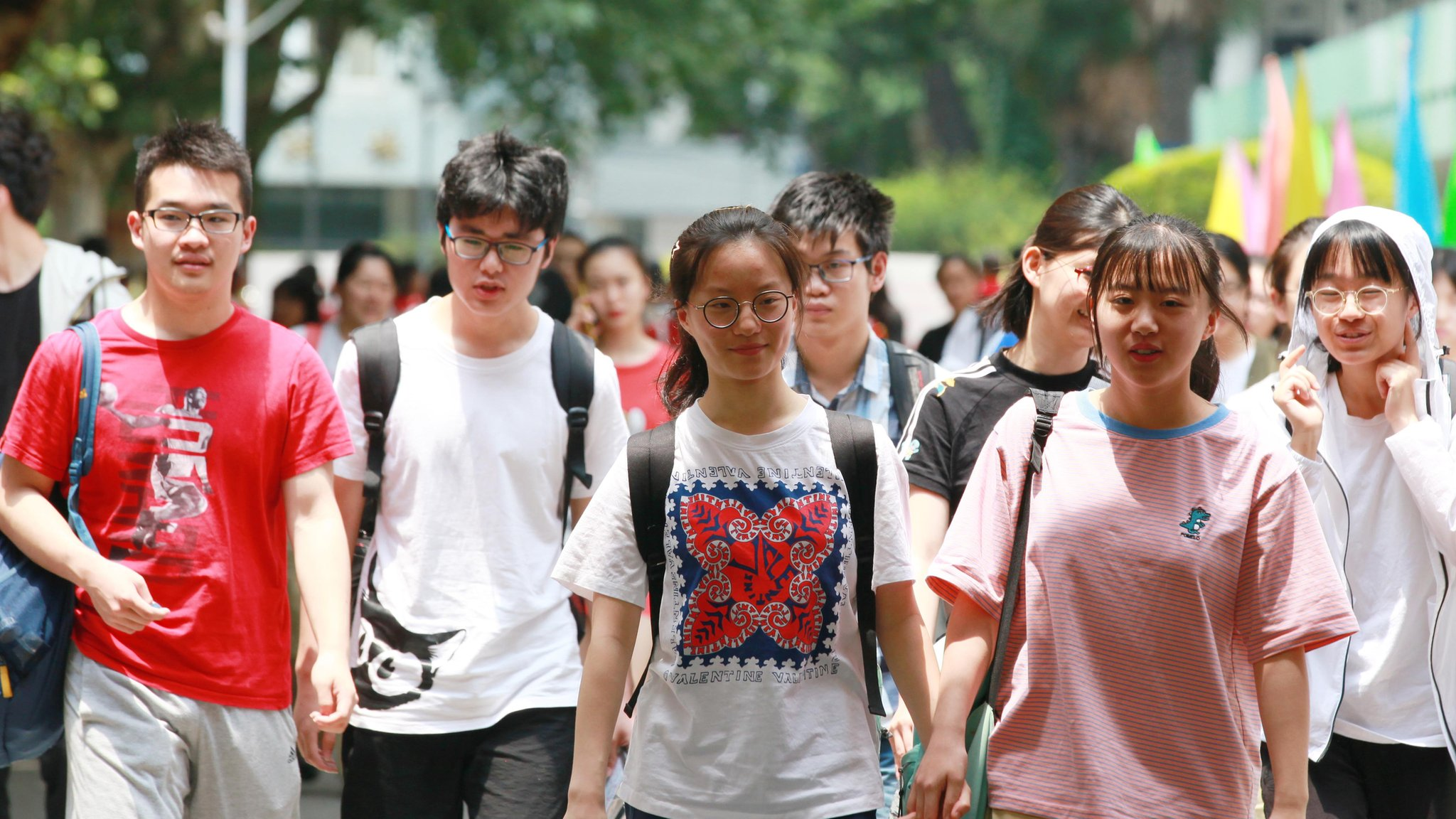 Trade war: How reliant are US colleges on Chinese students?
