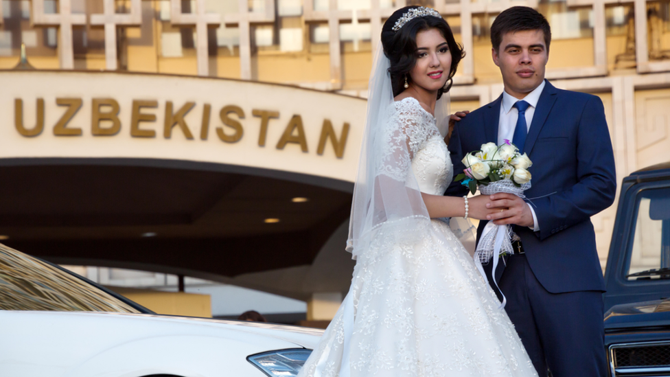Have smaller weddings with less food, Uzbeks told