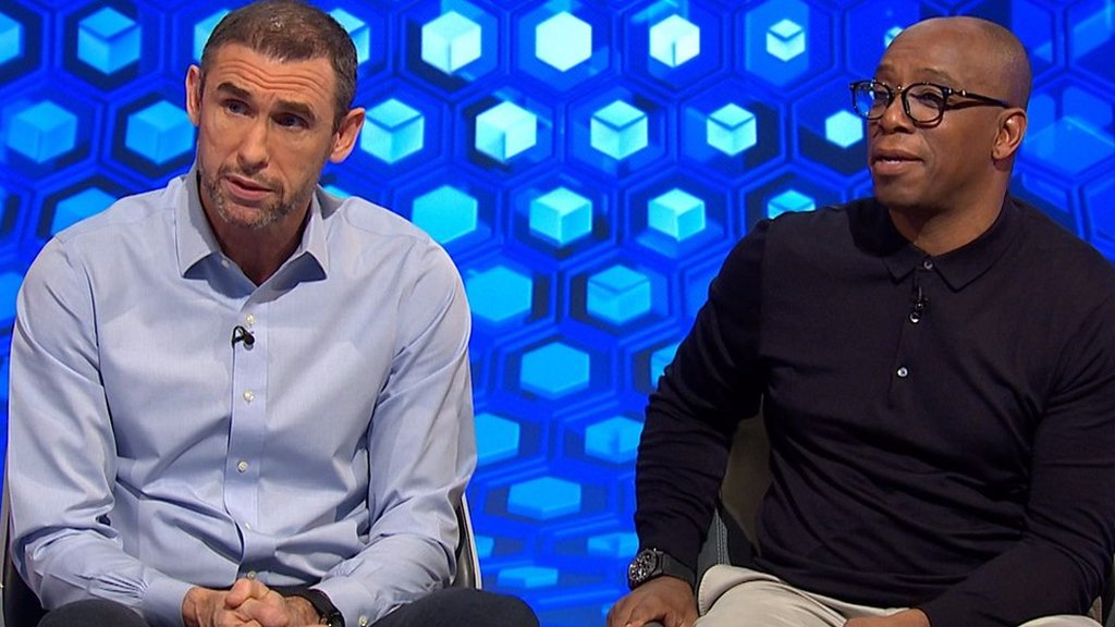Match of the Day: Ian Wright and Martin Keown assess Premier League title race