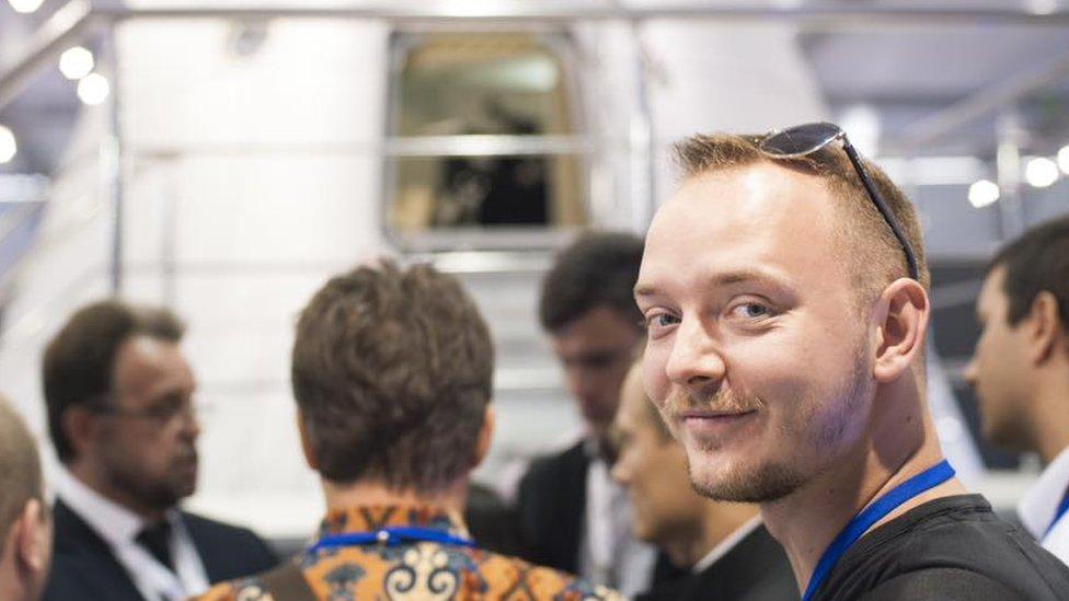 Журналиста Ивана Сафронова задержали по обвинению в госизмене