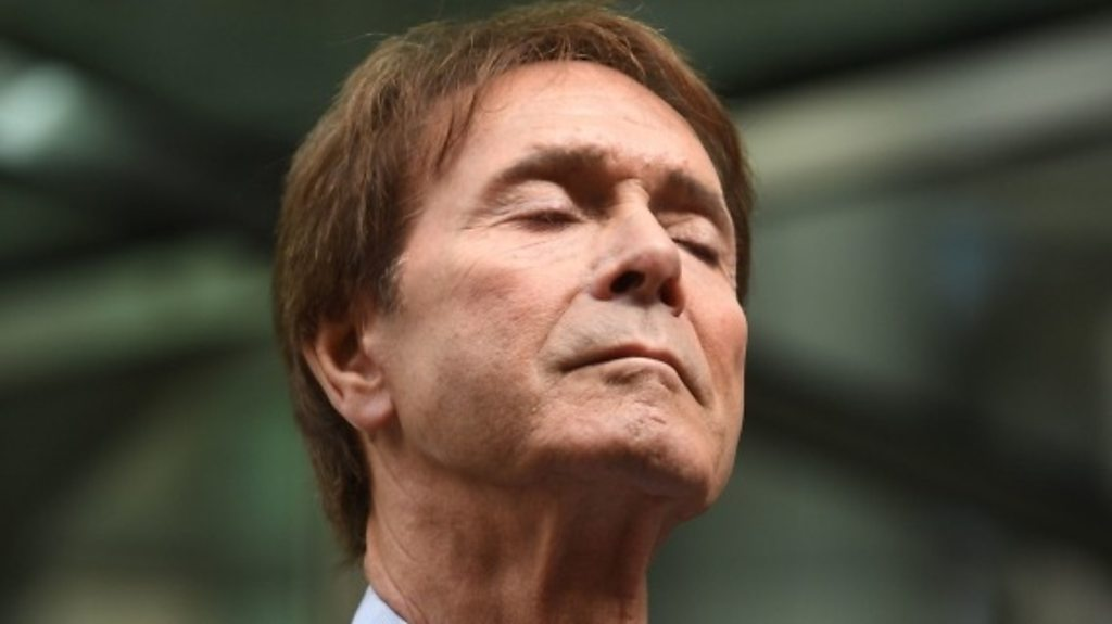 Sir Cliff v BBC