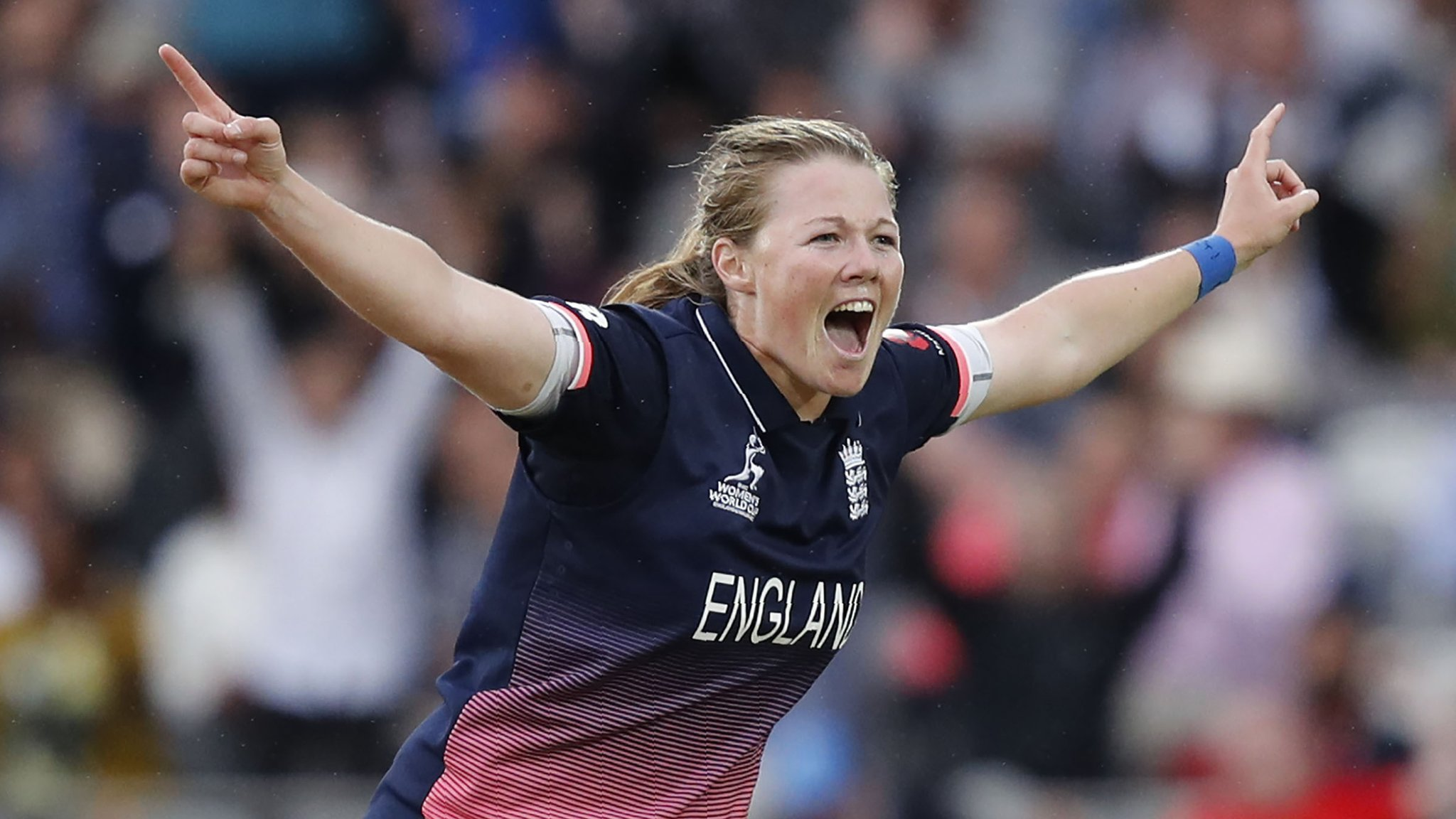 England's World Cup winners win Women's Sport Trust award