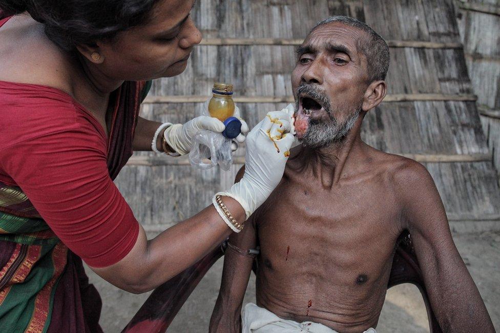 Kerala palliative care