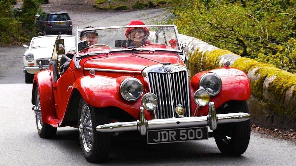 A couple and their car: A 50-year love affair