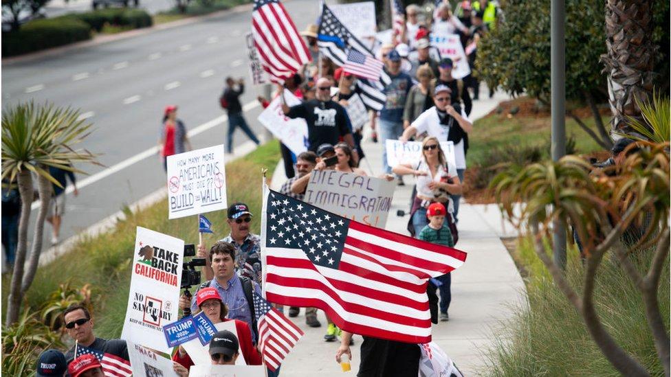 migracion USA