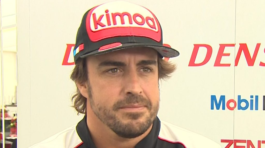 Fernando Alonso: There are 'bigger challenges' than Formula 1 can offer me
