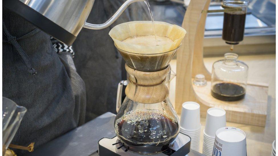 قهوة فلتر