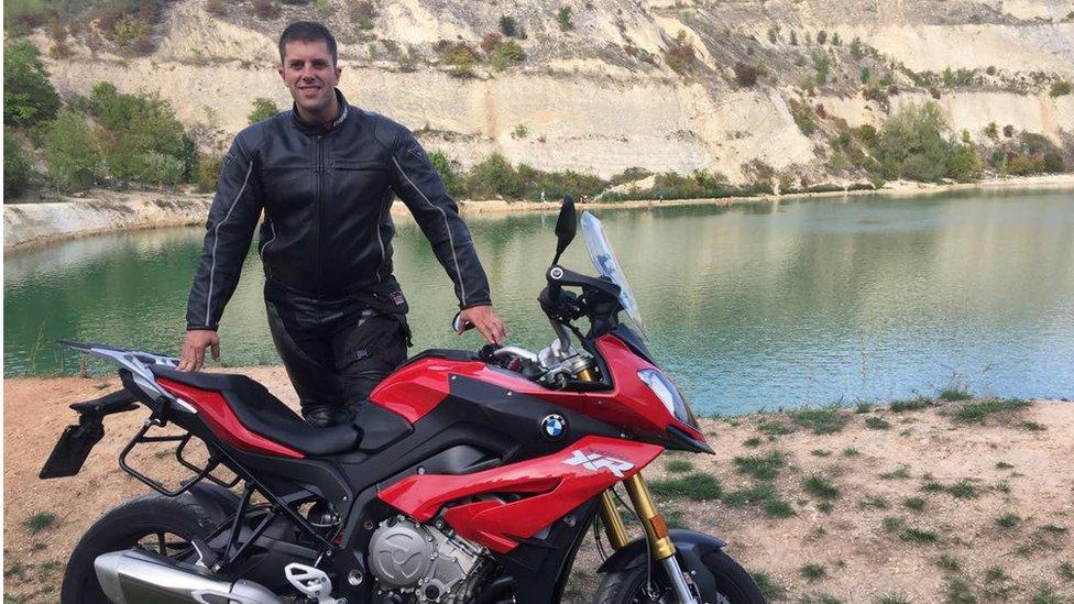 Vladimir Jevtić i Agencija za bezbednost motociklista često organizuju obuke bezbedne vožnje