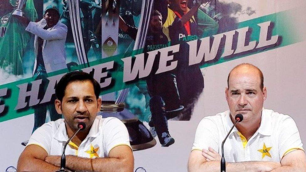 पाकिस्तान क्रिकेट टीम के कप्तान सरफ़राज़ अहमद ने भारत को लेकर दिया बड़ा बयान