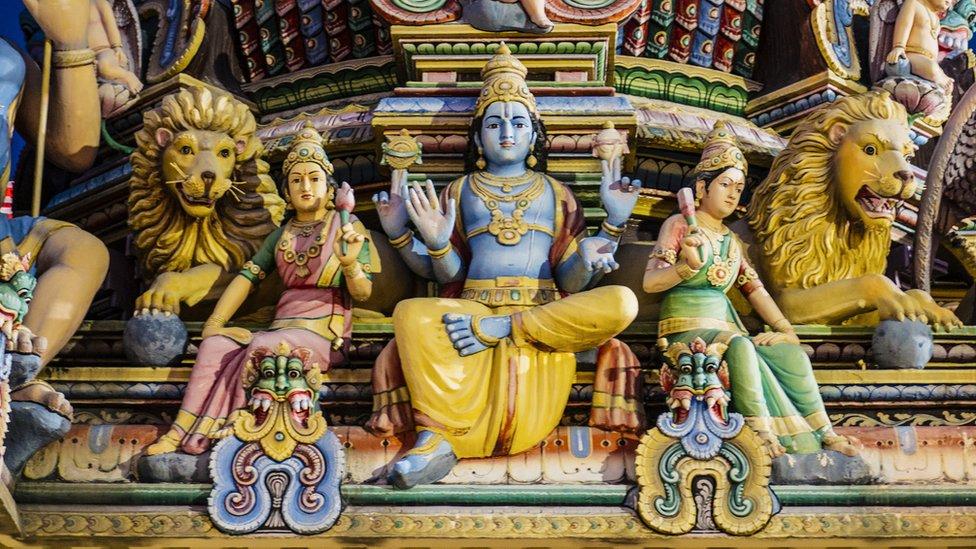 Diosas hindúes
