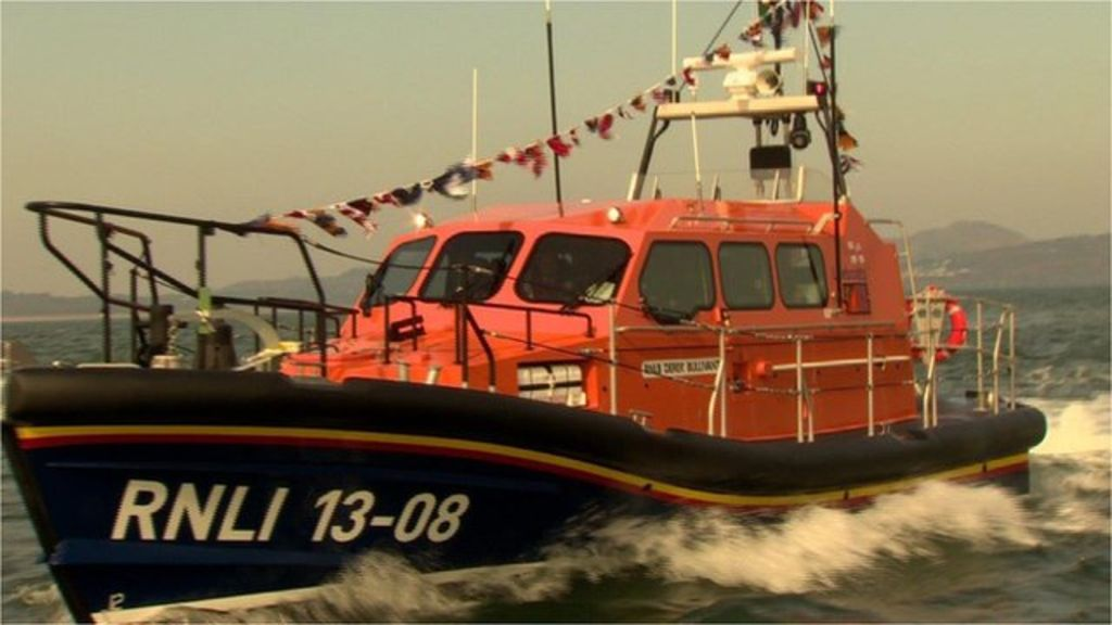 Malin Head: Boy and man die after boat capsizes