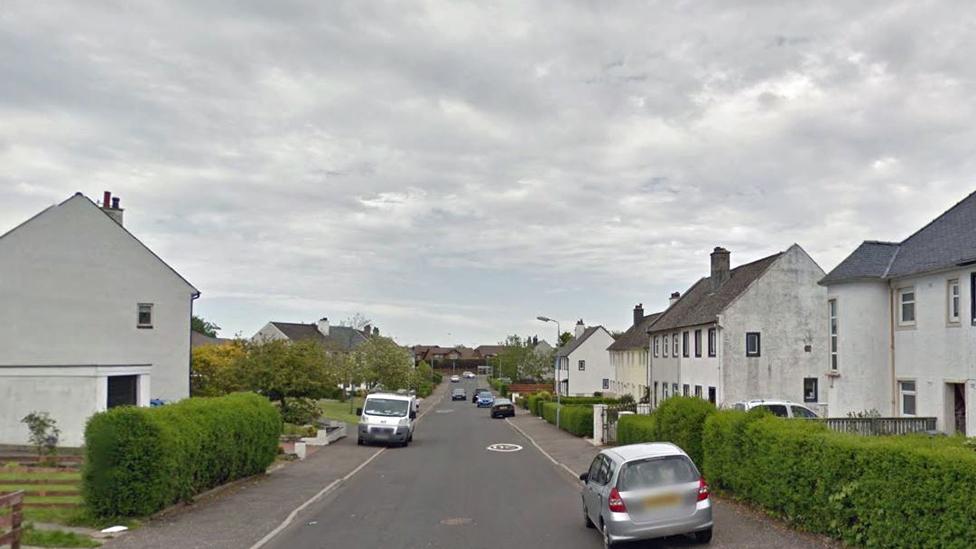 Castle Road, Newton Mearns