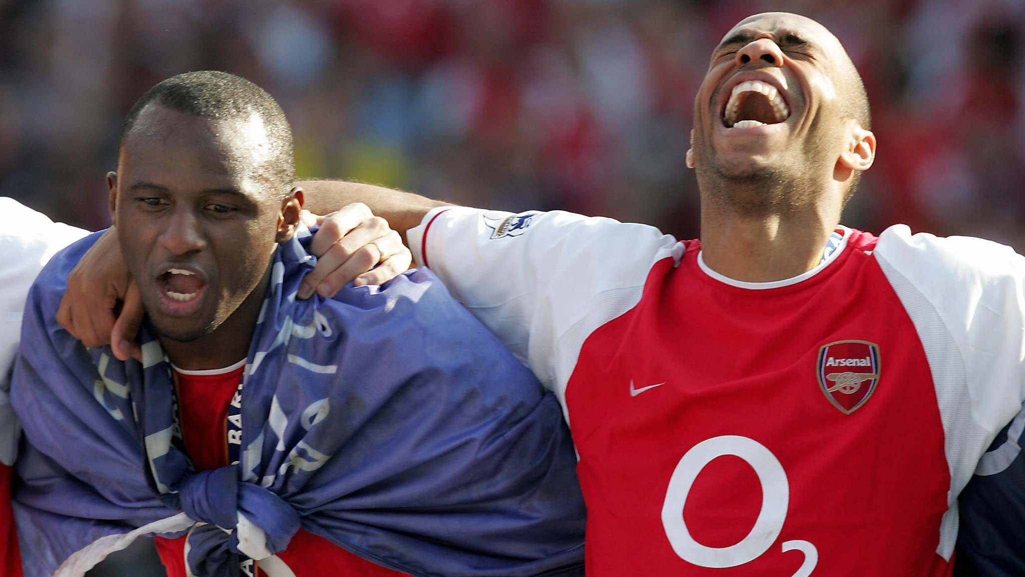 Monaco v Nice: Thierry Henry will not like Patrick Vieira 'for a little bit'