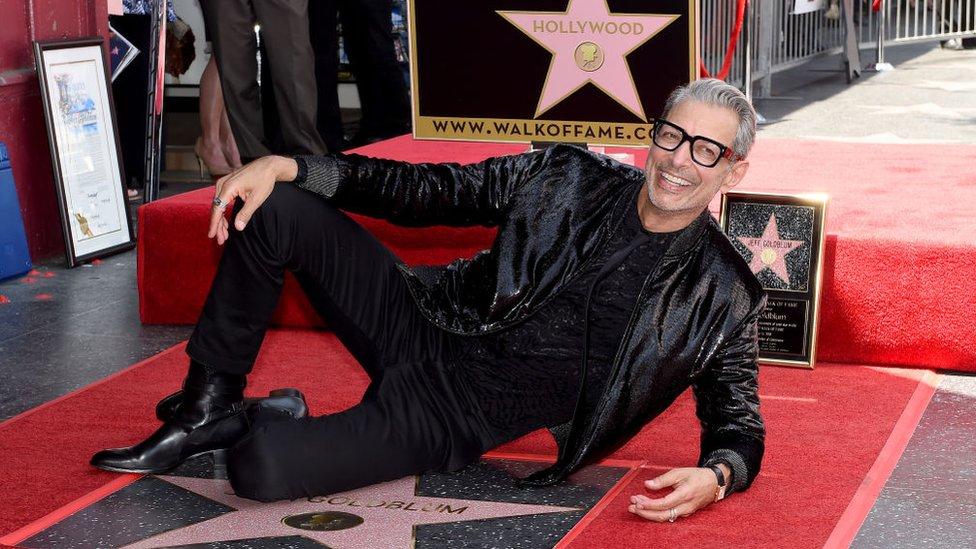 The real Jeff Goldblum