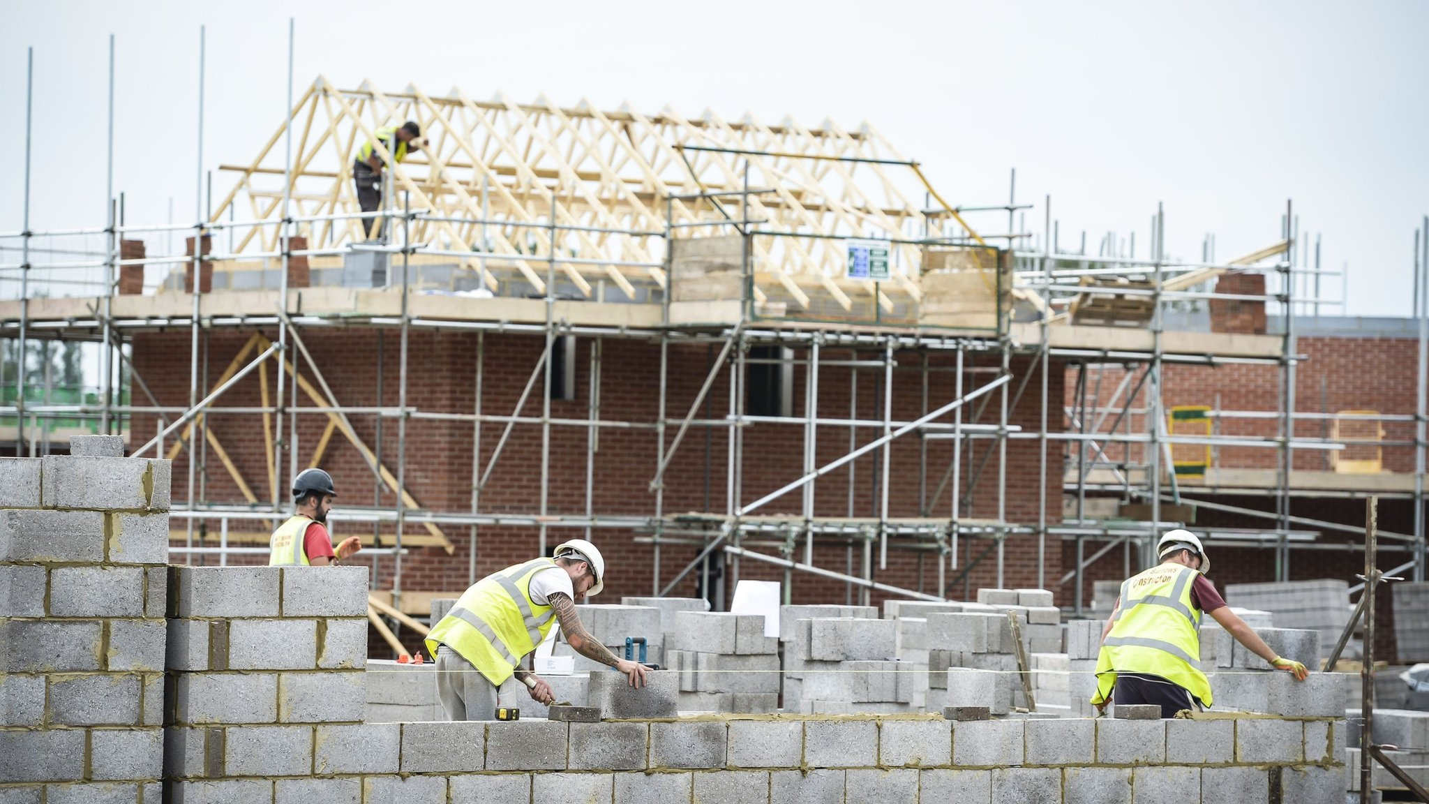 Lagan Construction Group £45m in debt