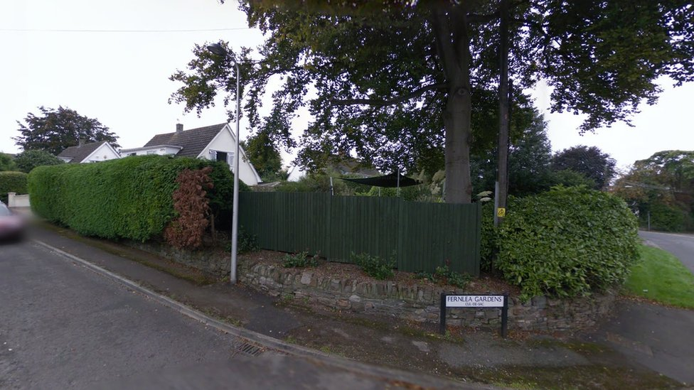 North Somerset widow's home burglars branded 'scum'