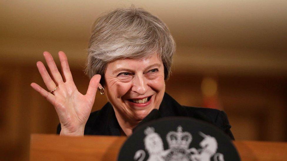 Британский парламент отверг договор о выходе из Евросоюза