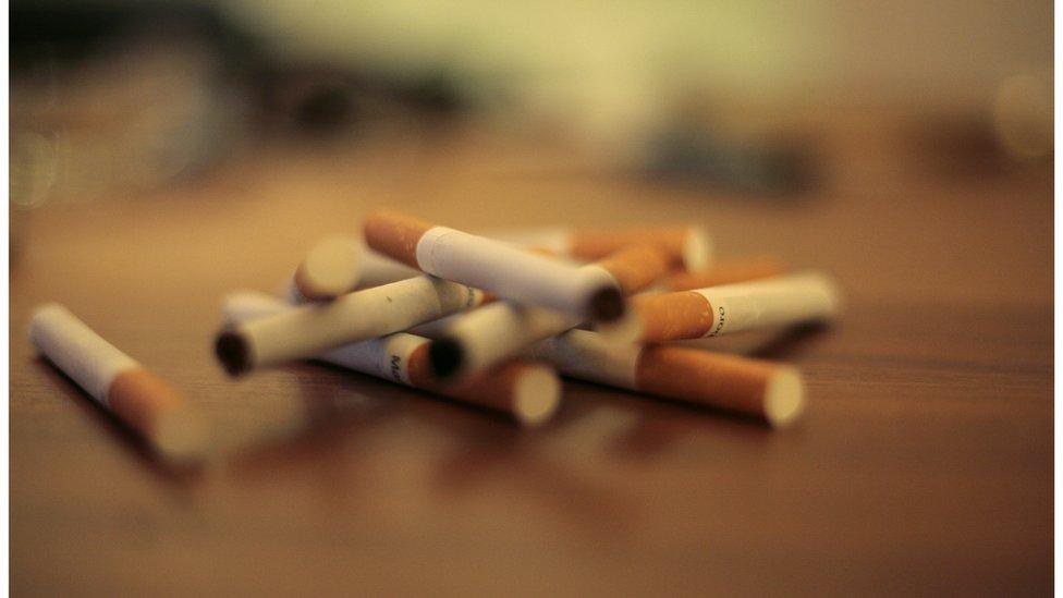 التدخين وعلاقته بالخرف