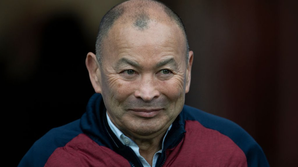 Eddie Jones: England head coach is the total package, says RFU's Bill Sweeney