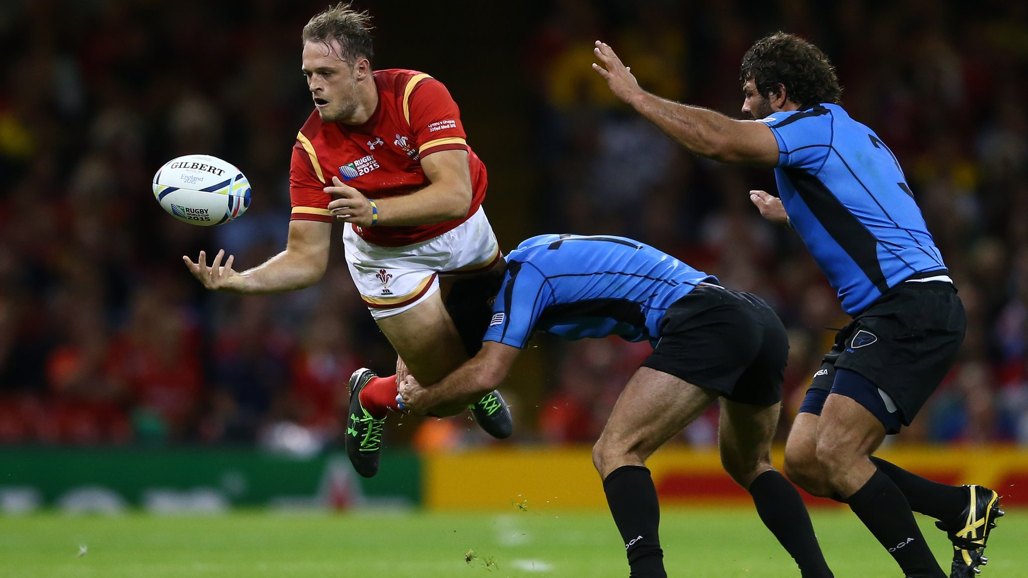 BBC Wales to show Cardiff Blues v Uruguay tour match in November