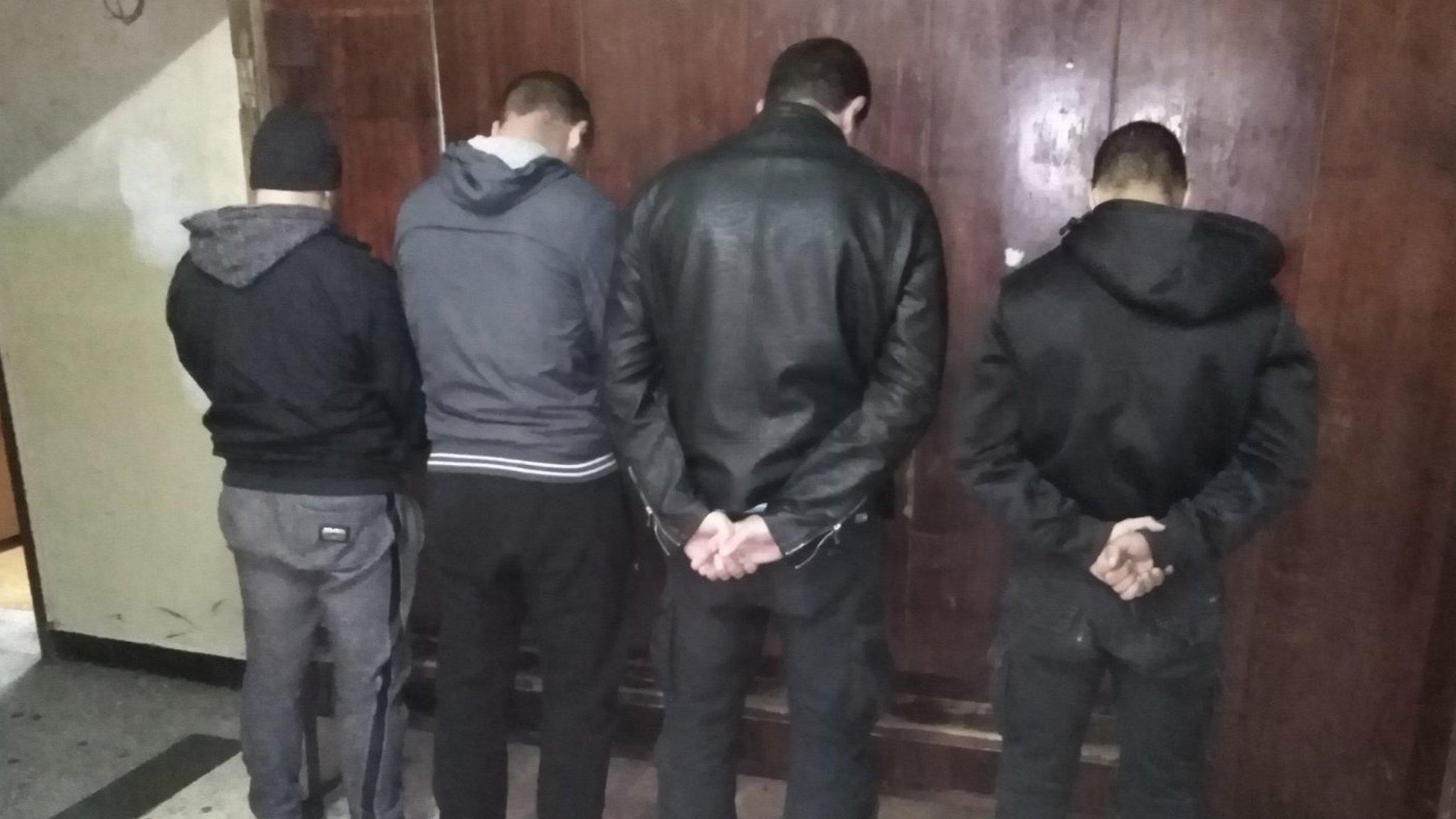 У Болгарії арештували шістьох підозрюваних у расистських образах англійських футболістів