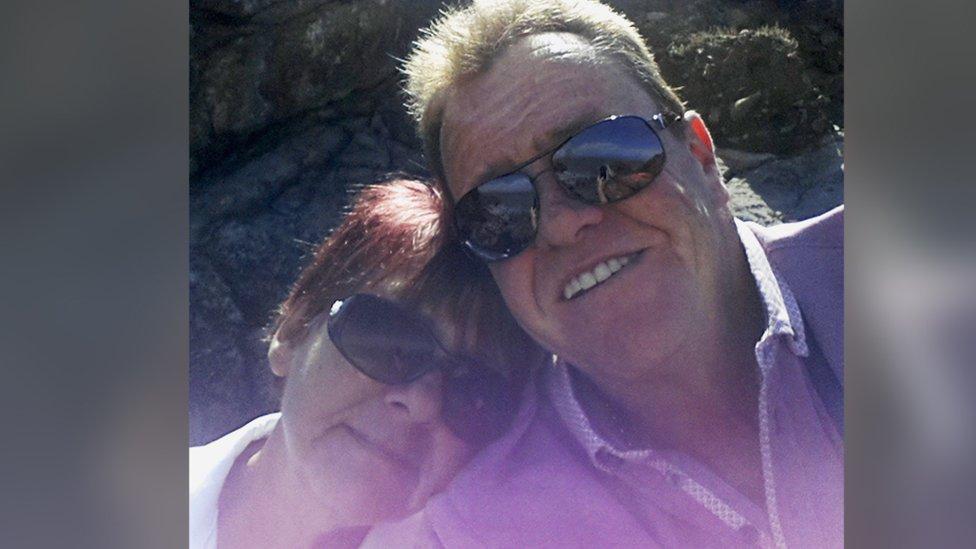 Lorraine y Peter