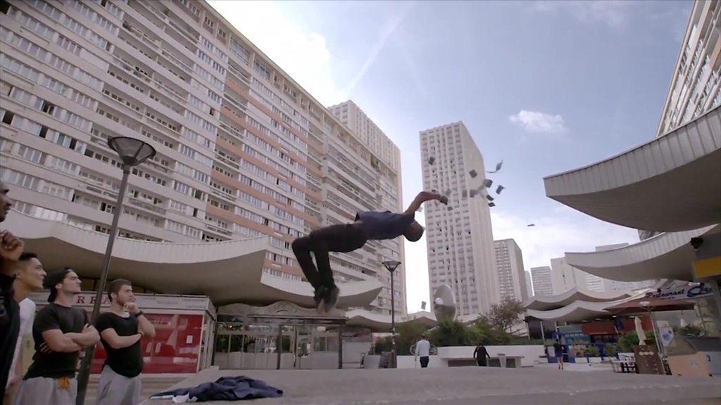 Richard Essien: The man making breakdance magic
