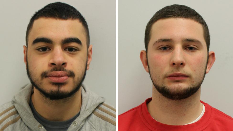 Hackney stabbing: Teens jailed for Daniel Frederick death