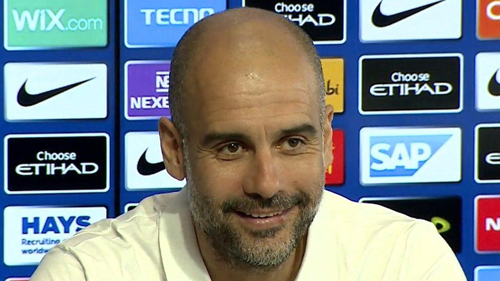 Manchester United v Manchester City: I support Ole Gunnar Solskjaer, says Pep Guardiola