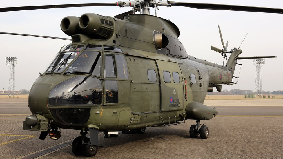 A file picture of a Puma Mk2