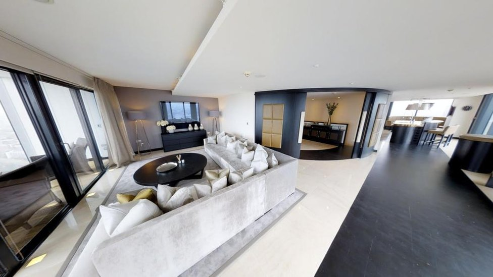 Beetham Tower penthouse for sale