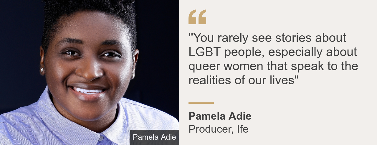 Pamela Adie quote