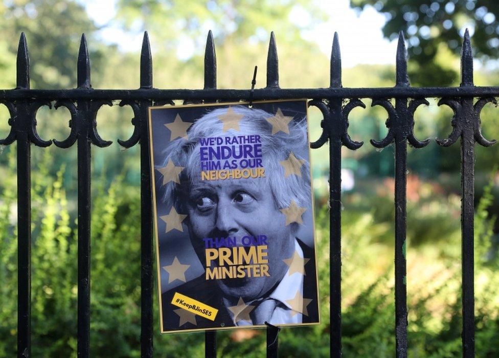 Anti-Boris poster