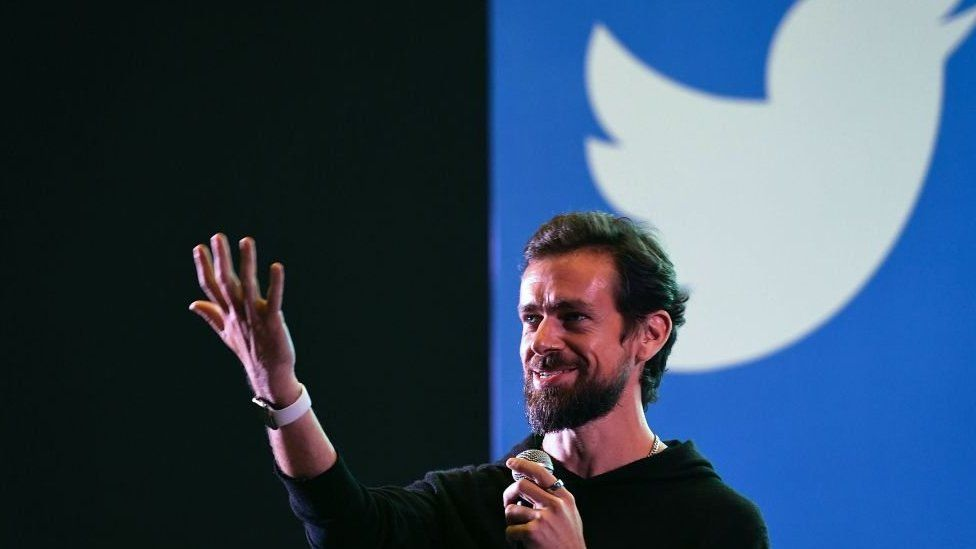 جاك دورسي، رئيس تويتر