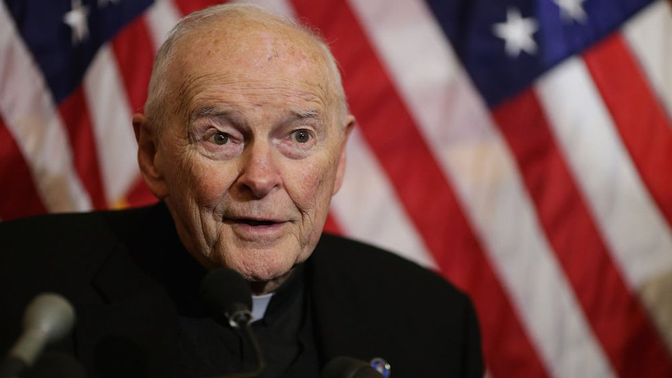 NJ bishop 'appalled' by McCarrick abuse case