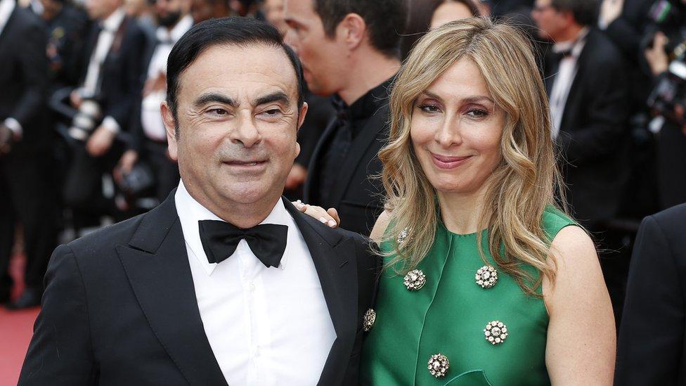 En el festival de cine de Cannes, 2017.