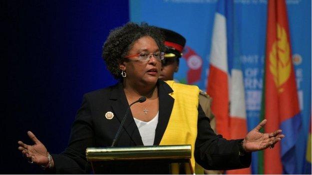 巴巴多斯總理莫特利支持改制共和(Credit: Getty Images)