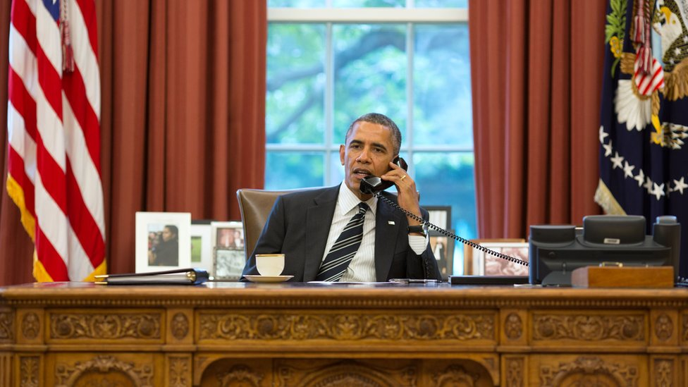 Quien haga negocios con Irán, no los hará con Estados Unidos — Trump