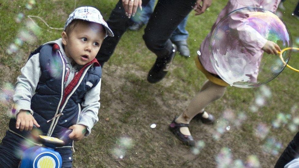 الاحتفال بيوم الطفل أحد الفعاليات التي تعزز قيمة الحياة الأسرية في المجر