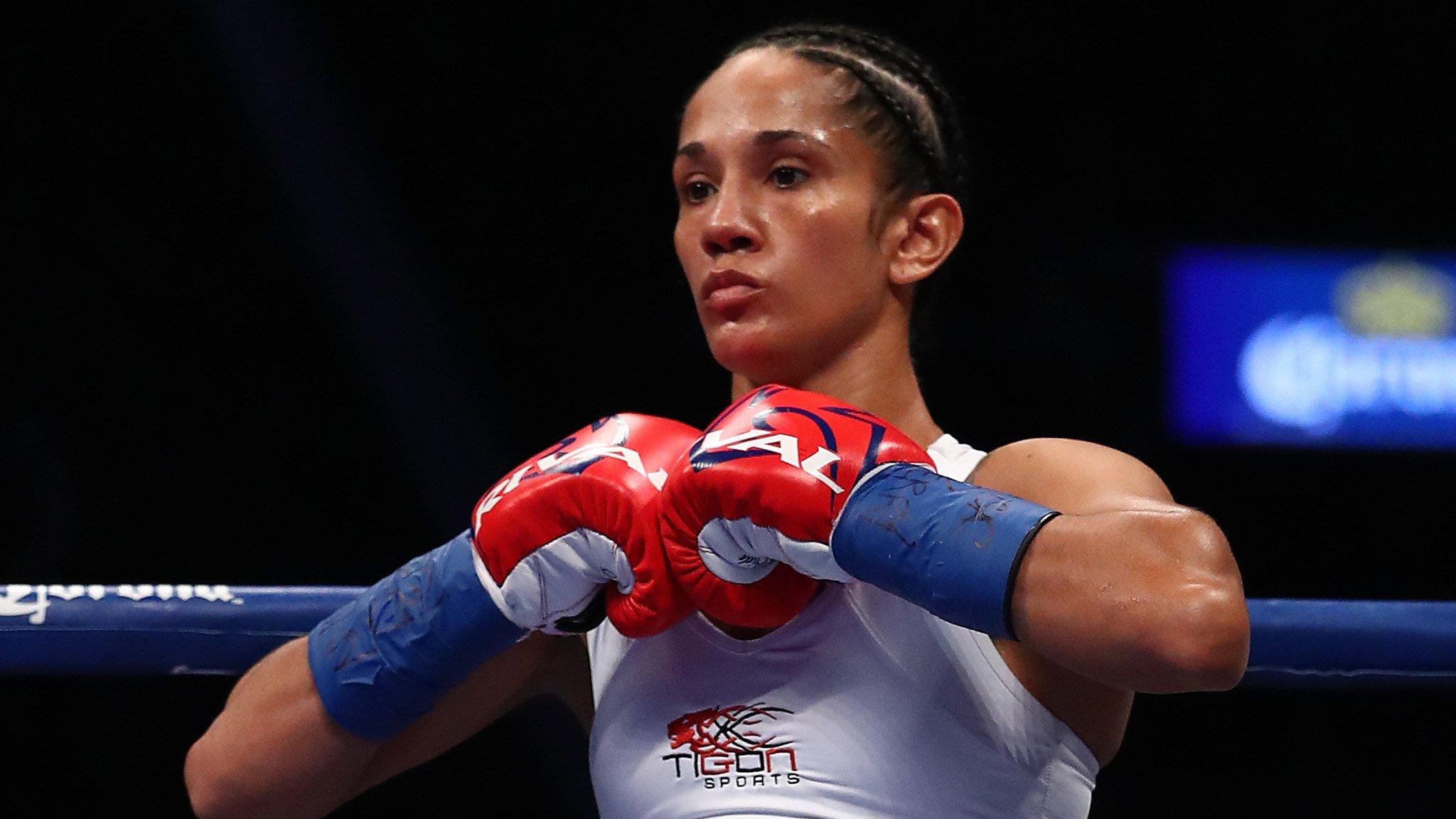Amanda Serrano v Eva Voraberger: US fighter on frustrations and sacrifice