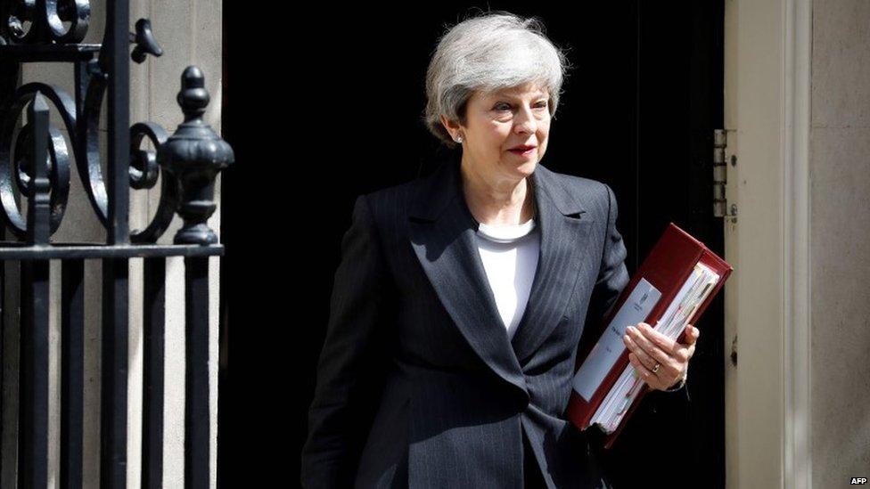Brexit: Theresa May's withdrawal bill delayed