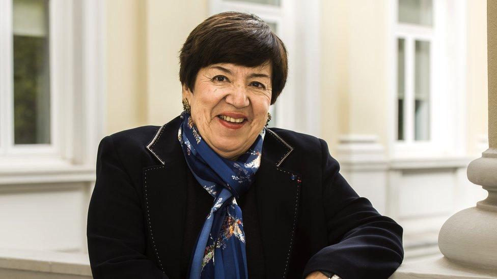 Nubia Muñoz