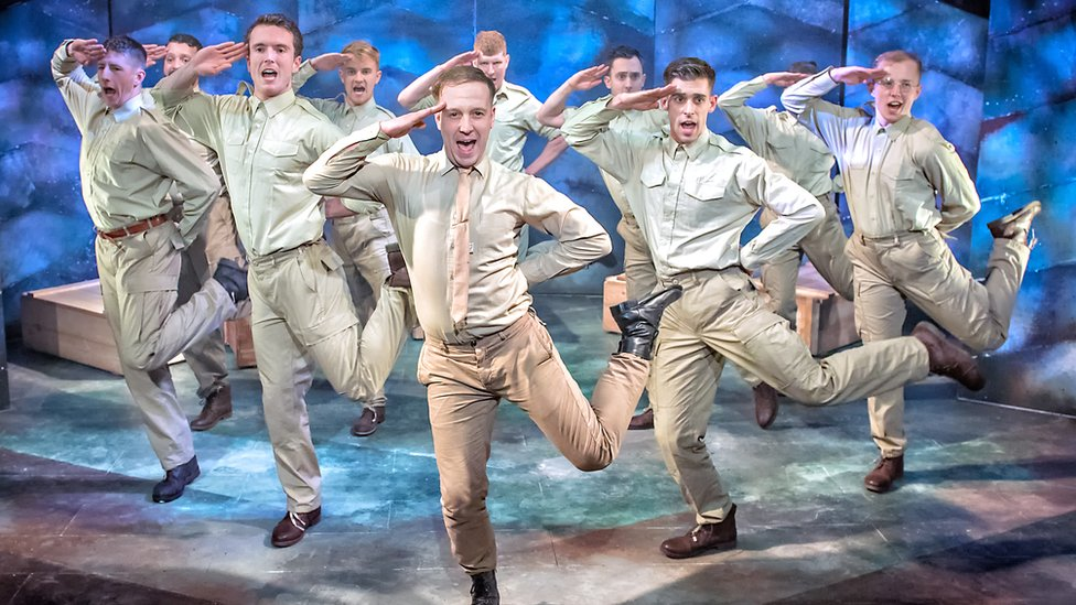 Yank! at Hope Mill Theatre