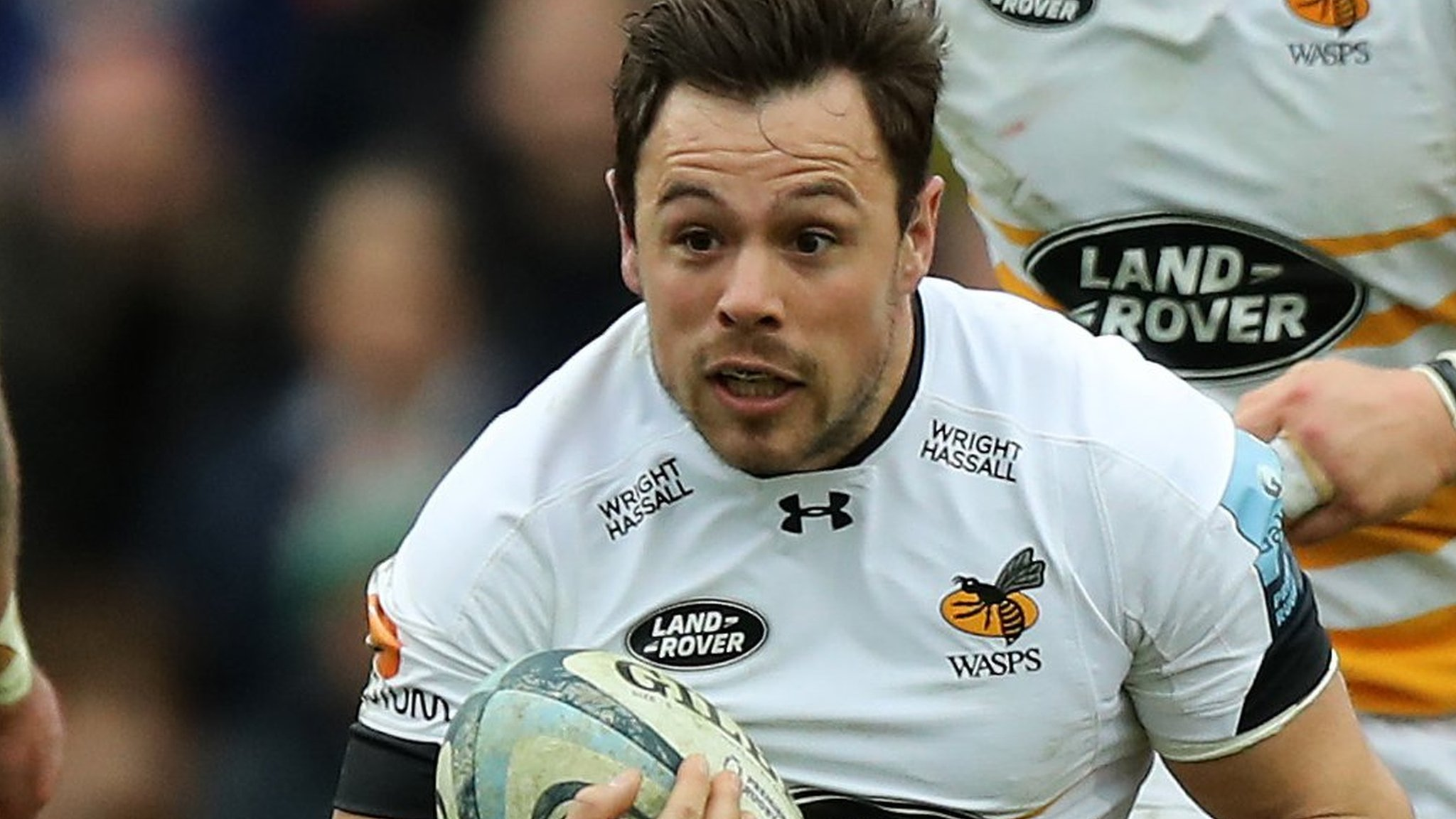 Rob Miller: Wasps utility back signs new deal