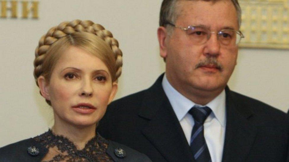 Гриценко наздоганяє Тимошенко - останні рейтинги